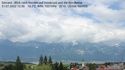 Webcam Sistrans Nord
