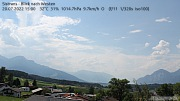 Webcam Sistrans - Blick nach Westen