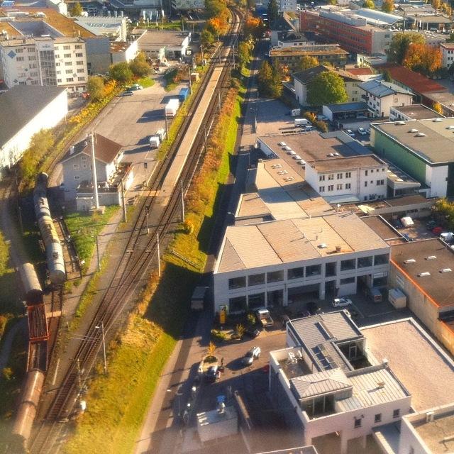 Bahnhof Hötting in Innsbruck