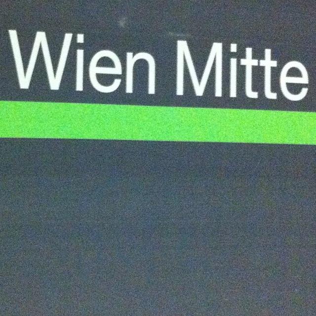 Wien Mitte
