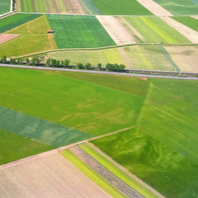 Felder bei Kematen