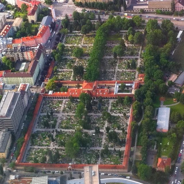 Westfriedhof Innsbruck