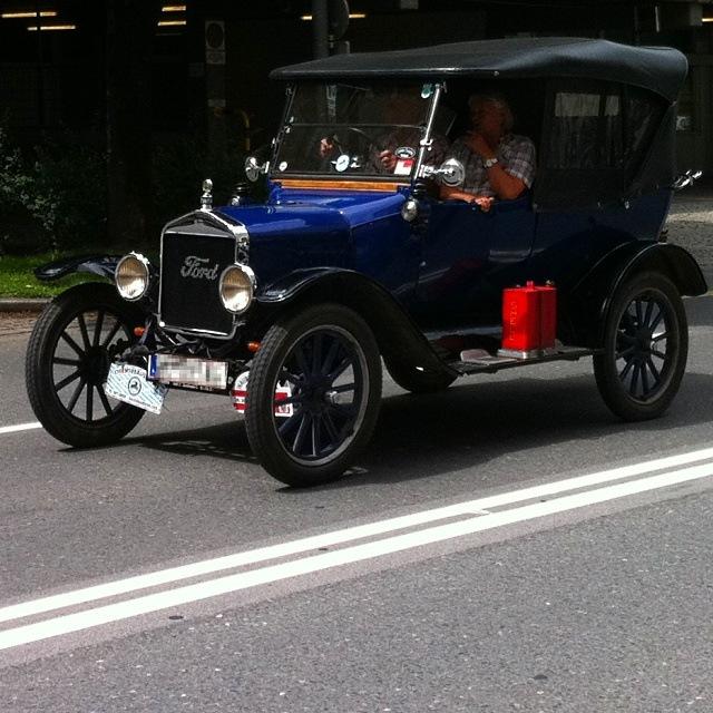 Oldtimer in Innsbruck