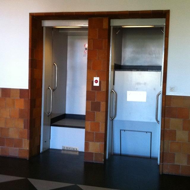 Aufzug: Pater-Noster